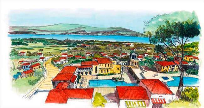 Pana, Çeşme'ye 150 milyon yatırdı