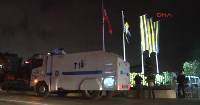 Fenerbahçe tesislerinde olağanüstü güvenlik!