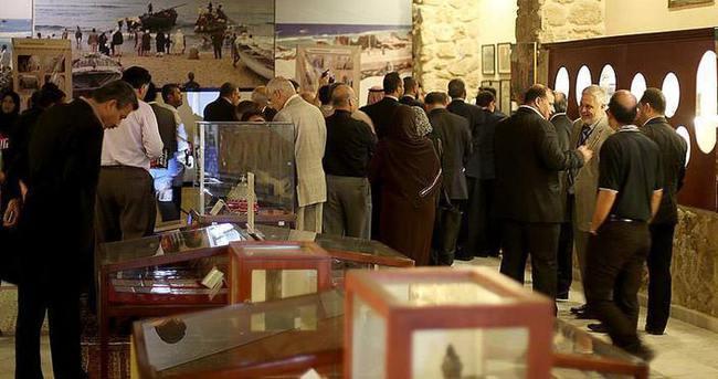 'Osmanlı Mirası ve Eserleri Sergisi' açıldı