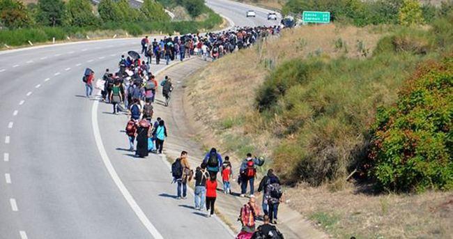 Edirne'de 175 sığınmacı ve kaçak yakalandı