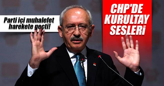 CHP'de parti içi muhalefet harekete geçti