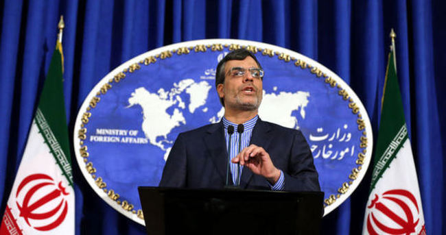 Ensari: İran, Irak'ın toprak bütünlüğünden yana