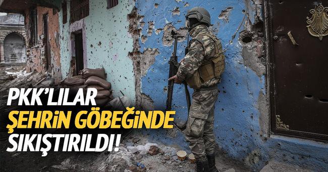 Şırnak'ta operasyonlar 2 mahallede yoğunlaştı!