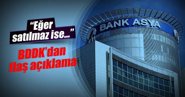 'Bank Asya satılmazsa tasfiye olur'