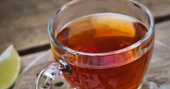 Sağlık için günde 2 bardak çay