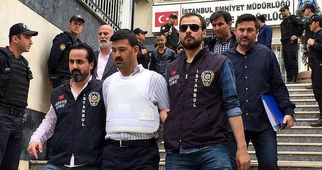Can Dündar'a saldırıya ilişkin 4 kişi adliyede