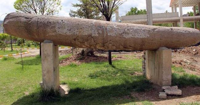 10 bin yıllık taşla ilgili harekete geçildi