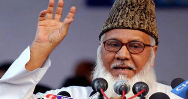 Bangladeşli lider her an idam edilebilir