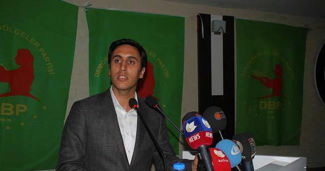 DBP Eş Genel Başkanı Kamuran Yüksek gözaltına alındı