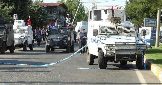Diyarbakır'daki saldırıyla ilgili çarpıcı detay!