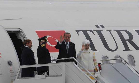 Cumhurbaşkanı Erdoğan, İstanbul'a geldi