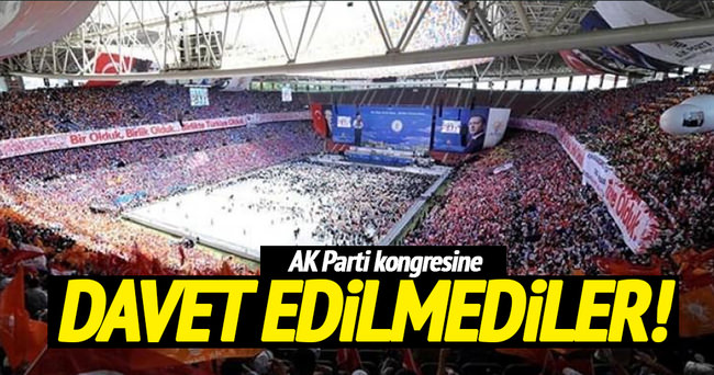 HDP, AK Parti kongresine davet edilmedi