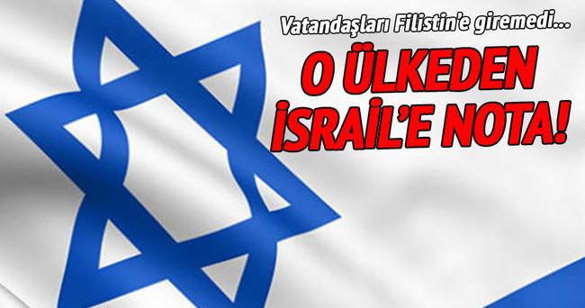 Litvanya'dan İsrail'e nota!