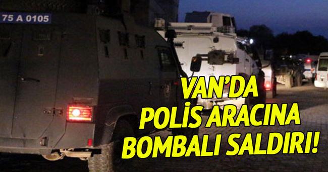 Van'da terör saldırısı!