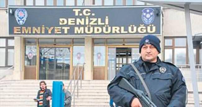 Denizli ve İzmir'de terör operasyonu