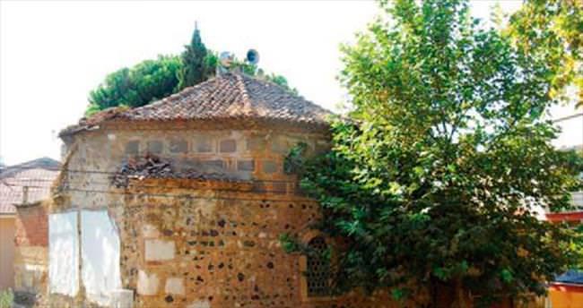 Manisa'nın ilk mescidi restore ediliyor
