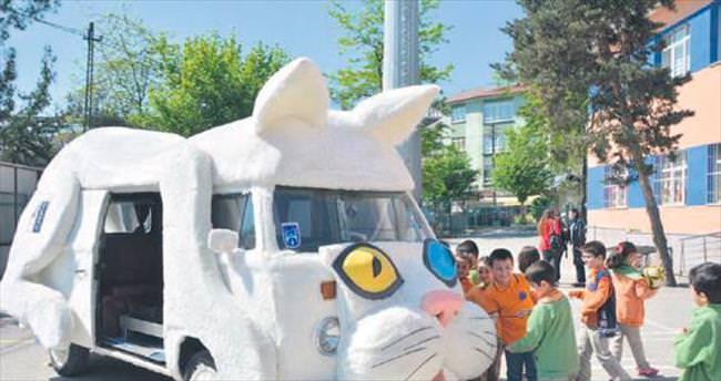 Ankara Kedisi toprak sevgisini öğretecek