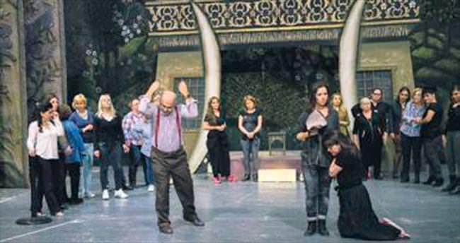 Ölümsüz aşk opera sahnesinde yaşayacak