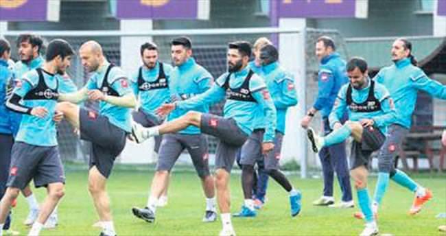 Osmanlıspor'da Beşiktaş maçı hazırlıkları başladı