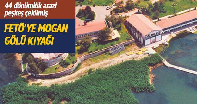 FETÖ'nün kasası İpek'e Mogan kıyağı