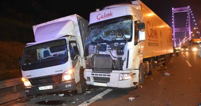 FSM çıkışında kaza: 3 yaralı