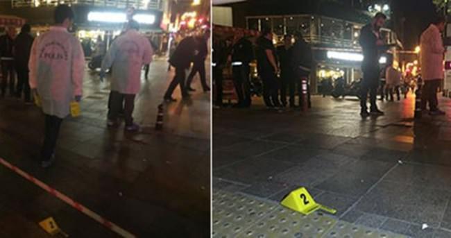 Kadıköy'de taksicilerle dolmuşçular birbirine girdi