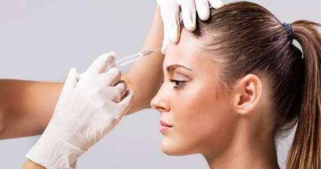 Ameliyatsız estetik operasyonlar botoks ve dolgu