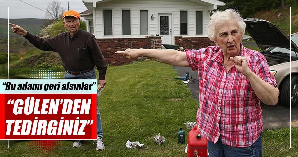 Gülen'in gizli yaşamı Amerikalı komşularını tedirgin ediyor
