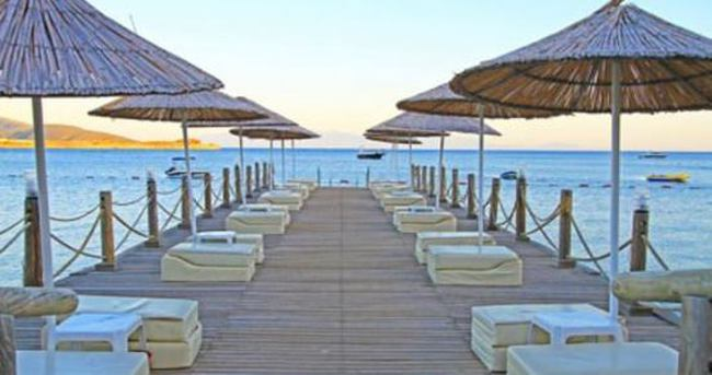 Bodrum'un ilk denize sıfır alternatif tatil köyü 1453 Bodrum Resort Hotel & Spa