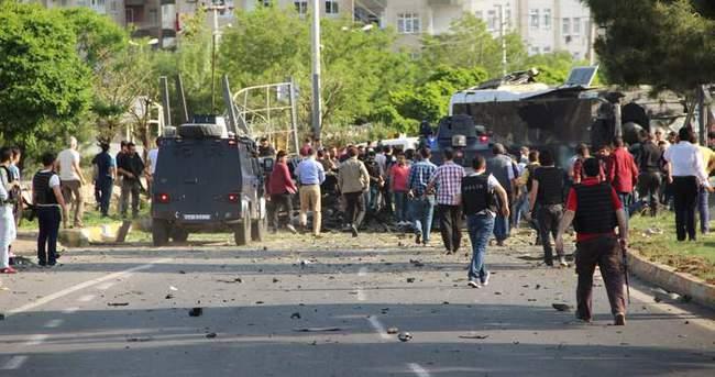 Diyarbakır saldırısının tüm yaralıları taburcu edildi!