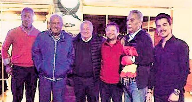 Eski başkanlar Türkbükü'nde buluştu