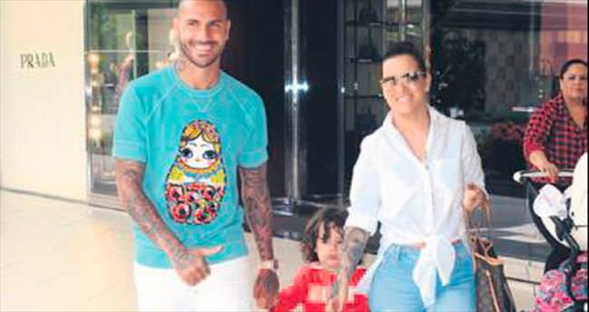Quaresma'nın aile saadeti