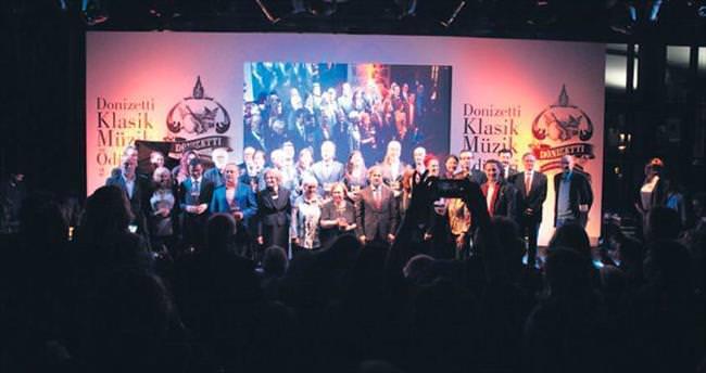 Klasik müzik ödülleri dağıtıldı