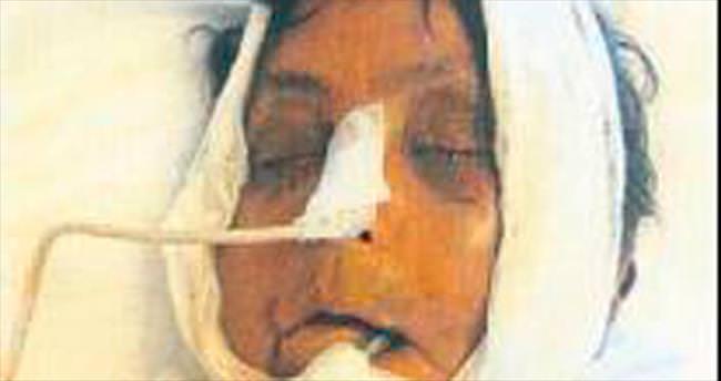 Torununun dövdüğü kadın hastanede öldü