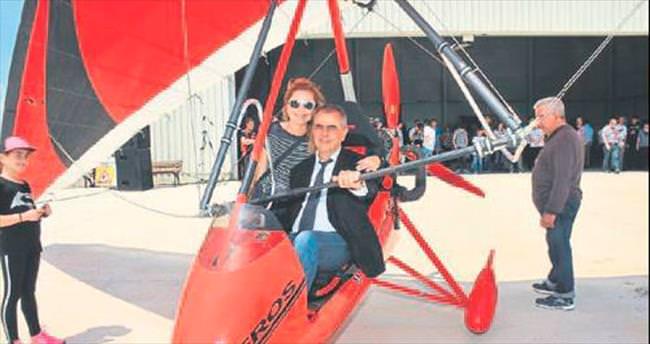 Manisa'da sportif havacılık şenliği