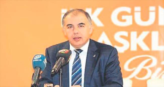 Olağanüstü kongreye İzmir'den 50 otobüs