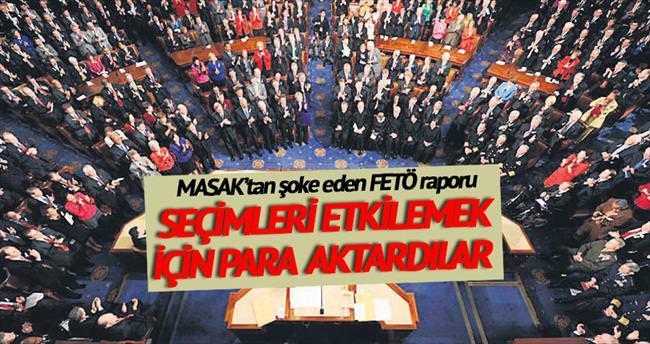 Kongre seçimlerine FETÖ'den 907 bin $