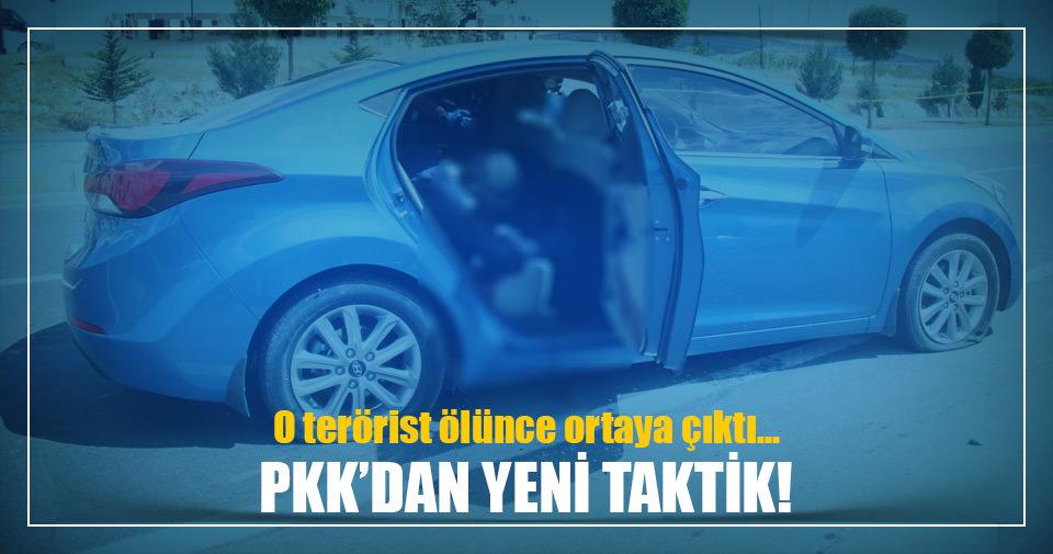 PKK'dan işadamı kamuflajı!