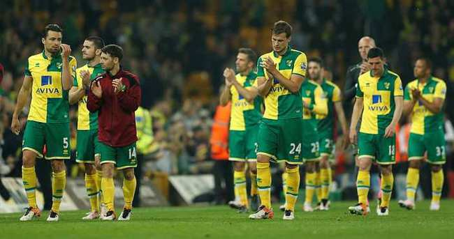 Newcastle United ve Norwich City küme düştü