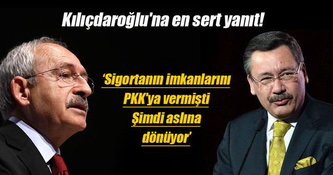 Melih Gökçek, Kılıçdaroğlu için 'Şimdi aslına dönüyor' dedi