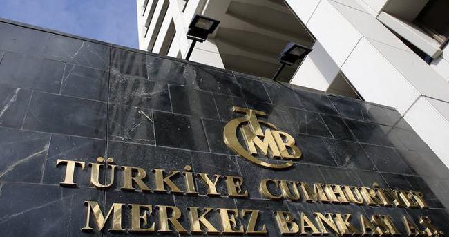 Merkez Bankası'nın brüt döviz rezervleri arttı