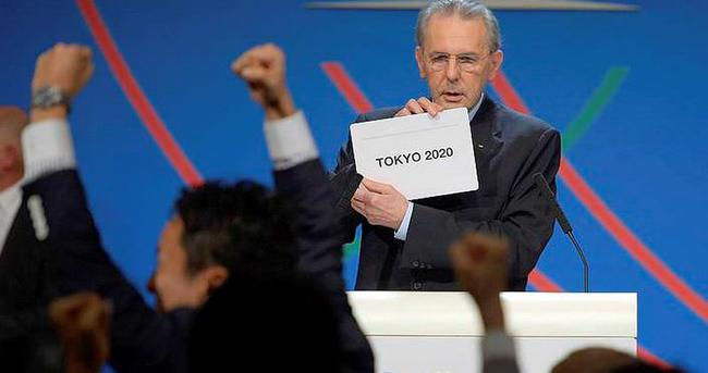 Tokyo 2020'de rüşvet skandalı!