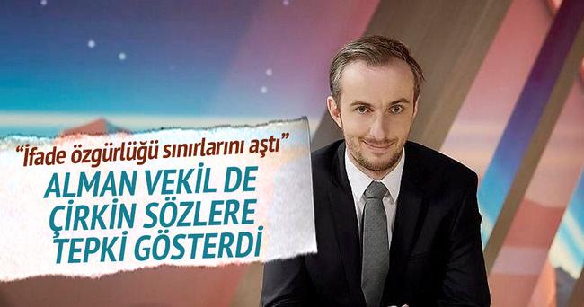 Alman vekil Detlef Seif: İfade özgürlüğü sınırlarını aştı