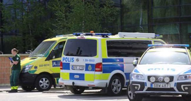 İsveç'te kimyasal sızıntı paniği