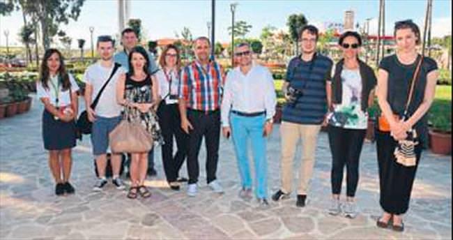 Dünya basını EXPO 2016'da
