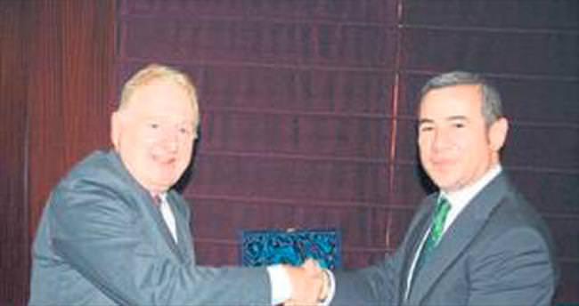Gaziantep'in yeni hedefi İngiltere