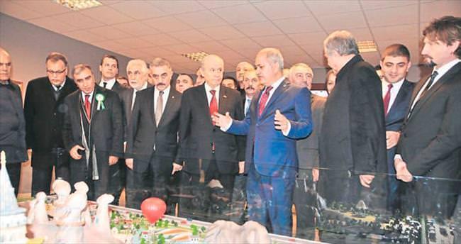 Osmaniye Masal Park'ın temeli törenle atılıyor