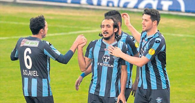 Adana zirvede