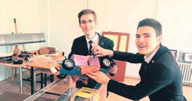 Otomobilleri yüzdürecek projeye birincilik