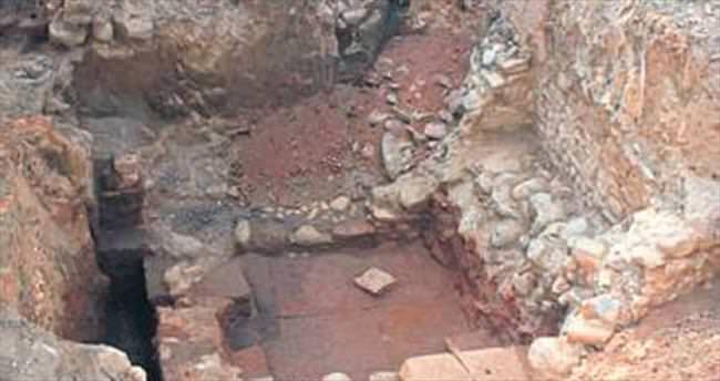 Bizans dönemine ait eserler bulundu
